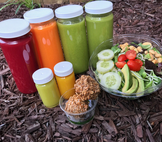 Jump Starter | Juice to Dinner (Vegan)