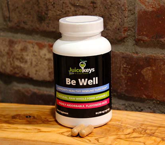 Be Well Product Photo